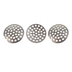 Universal Sieve Set Ø 15 mm Set of 3 Perforated Plate