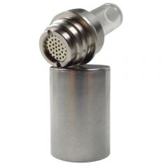 Glass mouthpiece for Linx GAIA with magnetic cap