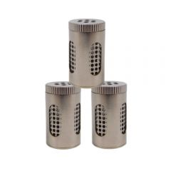 FocusVape Dry Herb Steel Pod (3 pcs.) (Capsule for Herbs)
