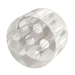 Glass Spacer for Conduction Vaporizers