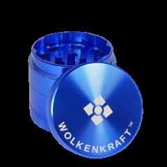 WOLKENKRAFT Alu Grinder (40 mm) *Blue*