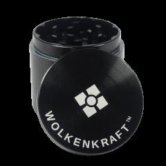 WOLKENKRAFT Alu Grinder (40 mm) *Black*
