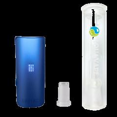 DaVinci MIQRO Vaporizer *Cobalt**Blue* in the AquaVape³ Set