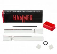 """The Hammer"" Glass Mouthpiece Set"